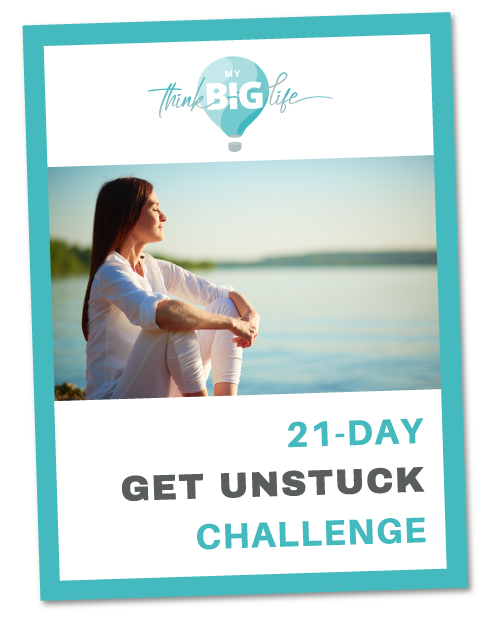 Lost your motivation? Join 21-Day Get Unstuck Challenge! | MyThinkBigLife.com