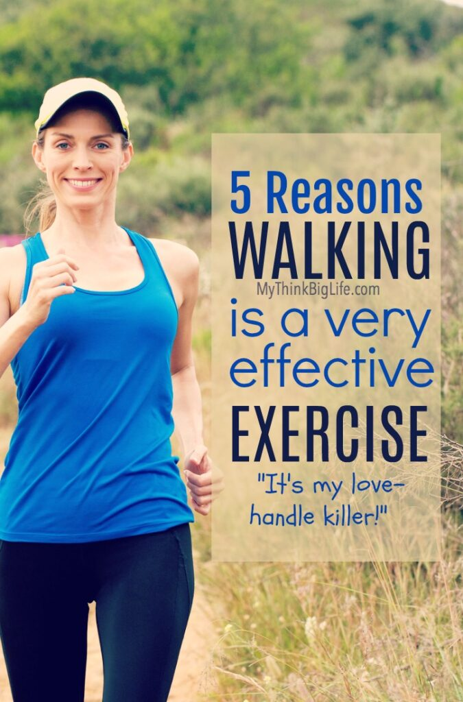 Walking is an amazing exercise that can help you lose and maintain a healthy weight and remains year after year my favorite exercise. Not only is walking a very effective exercise; it's good for your mood and it's fun as well!