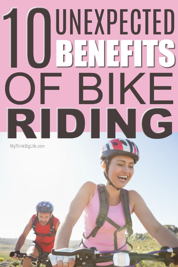 All the amazing benefits of bike riding will surprise you. While riding a bike does provide some fitness benefits, it actually teaches you about life too!
