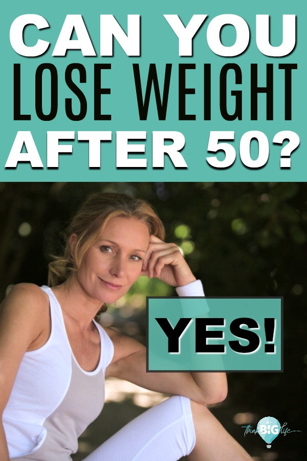 I wrote this post because after I turned 50, I found myself with the cutest body I have ever had. Period. Can you lose weight after 50? Yes! Here's what I did and what you can do too.