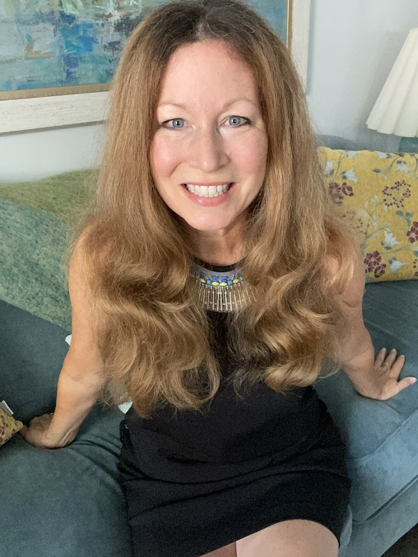 By using my tips for losing weight after 50, I can be confident on date night. Picture of author