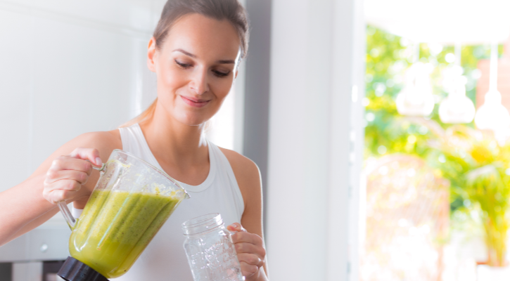 This matcha tea fat-burning smoothie is a potent weight loss tool. It's an easy way to get nutritious and fat-burning ingredients into your diet every day!