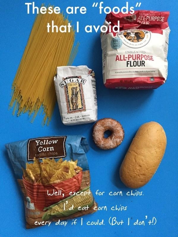 Sugar and Foods that Act Like Sugar | MyThinkBigLife.com