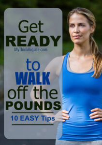 Here are 10 tips to keep you motivated to walk off the pounds. This is my personal list of guidelines that I use to make the most of my walking practice.