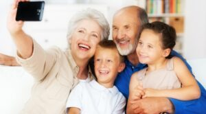 When your grandchildren live far away, it can feel challenging to build a close relationship with them. It is possible though and well worth the effort! Building a close long-distance relationship with grandchildren begins with believing it is doable and then consistently doing the things that will create an amazing bond. Here's how long-distance grandparents can stay close.