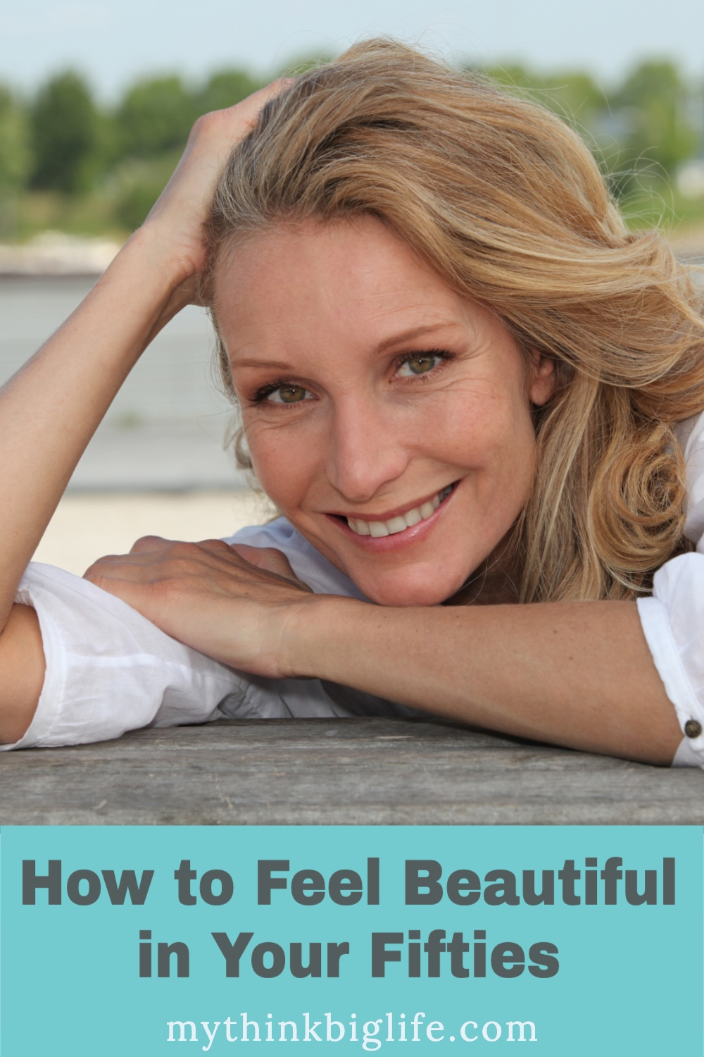 Are you over 50 and ready to feel beautiful again? Or maybe you've never felt beautiful and want to give it a try. Here are my 9 favorite tips on how to feel beautiful inside and out.
