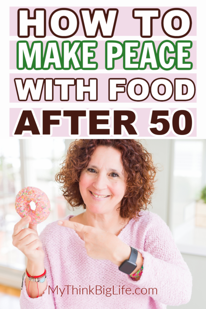 Over the years your relationship with food may have become scary, confusing, and hopeless. Don't despair! Instead, here are 10 ways to make peace with food.