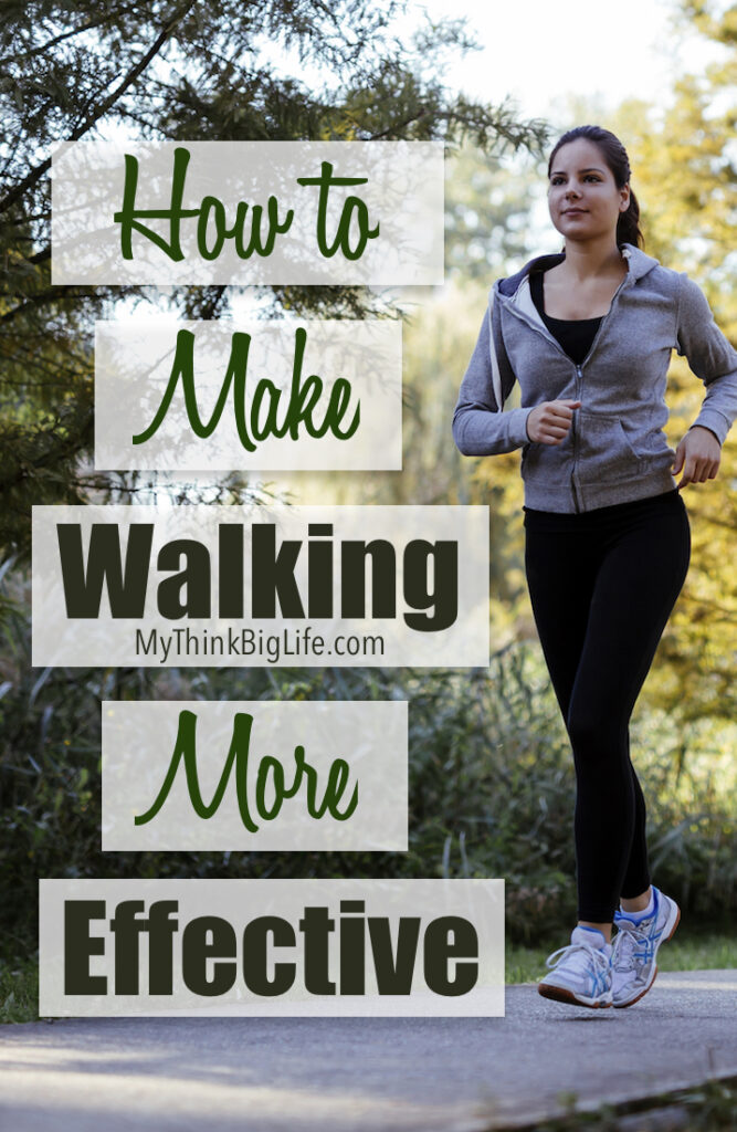 Want to turn your walking into a super workout? It's easier than you think to add intensity to some of your walks. Adding intensity can increase the effectiveness and the benefits from an already remarkable exercise. Learn ways to make your walking more effective and get ready to turn walking into a workout!