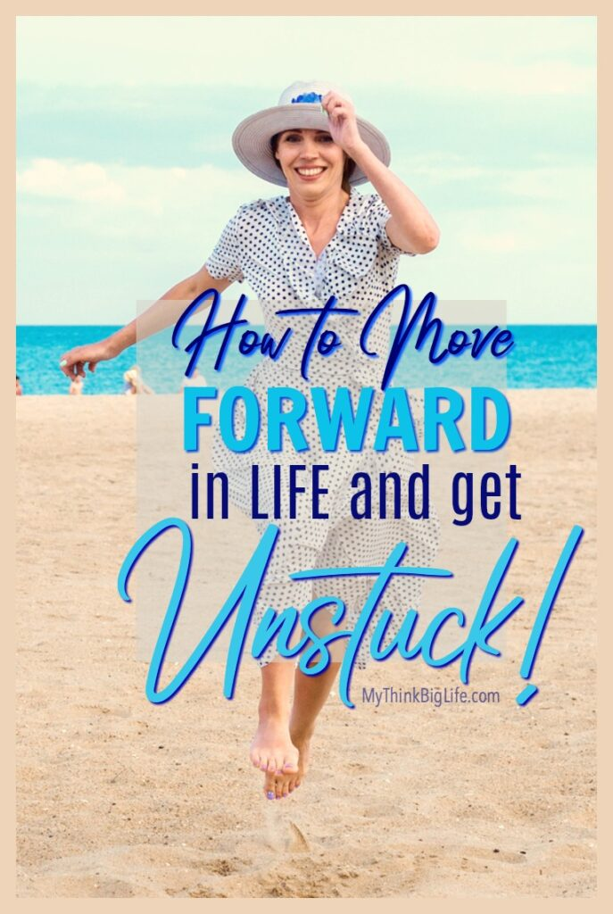 You can move forward in life when you feel stuck. Here are seven tips to get unstuck in life and get your life back on track