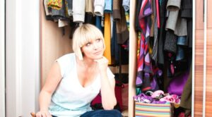 Get the closet of your dreams in 3 easy steps. You can finally clean out your messy closet for good with this simple closet cleaning guide.