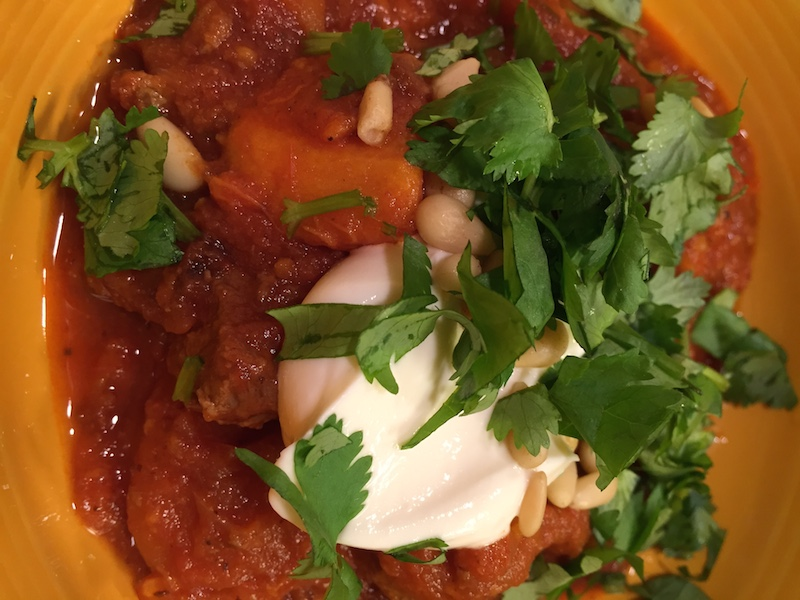 Special Night Moroccan Lamb Stew
