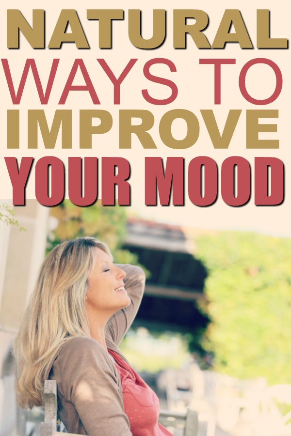 Looking for natural ways to improve your mood? Pick any of these easy-to-do actions and you can lift your spirits in about five minutes.