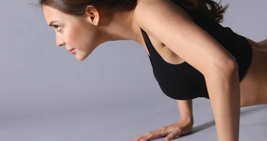 Learn How to Do a Push Up and Why You Should | MyThinkBigLife.com