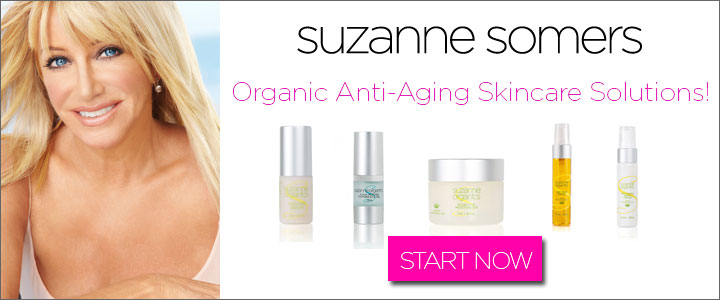 Tips for Saving on Suzanne Somers Skin Products | MyThinkBigLife.com