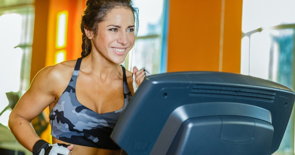 Fat-Blasting Treadmill Workout | MyThinkBigLife.com
