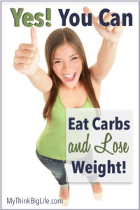 Are you avoiding carbs because you think that carbs can make you fat? Many people switched to low carb eating to lose weight. But low-carb eating has given perfectly good vegetables and fruits a bad name. Instead of avoiding the high sugar and higher carb vegetables and fruits; learn how to eat them and still lose weight. You can eat carbs and lose weight.
