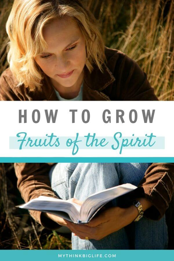 How do you want to show up in life?  This question led me to discover the fruits of the spirit and more importantly how to express them every day.