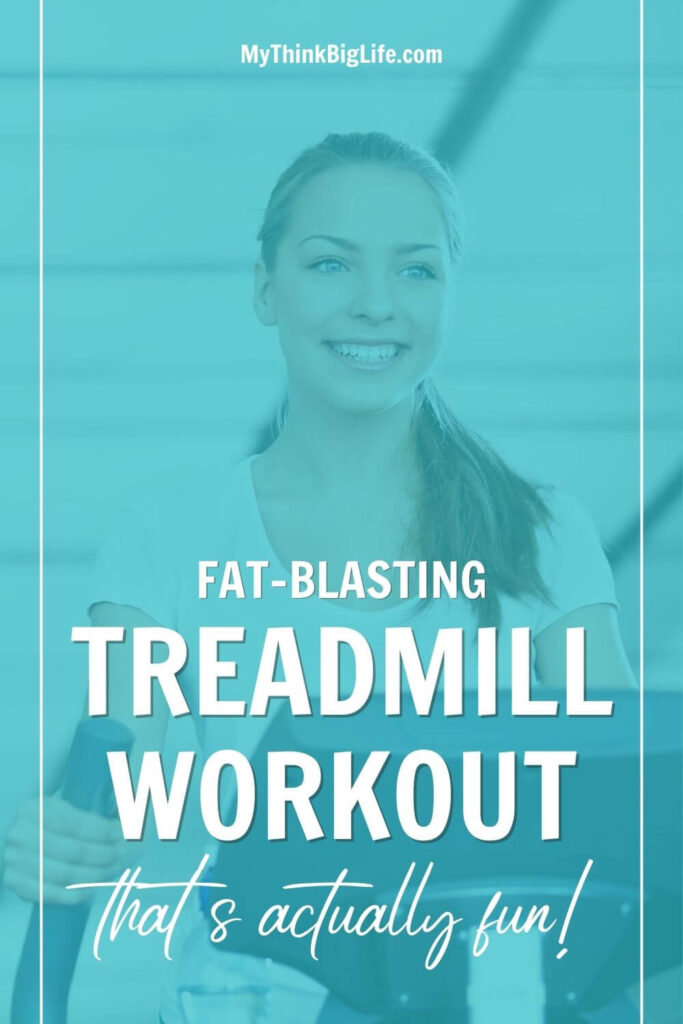 Try a Fat-Blasting Treadmill Workout That's Actually Fun