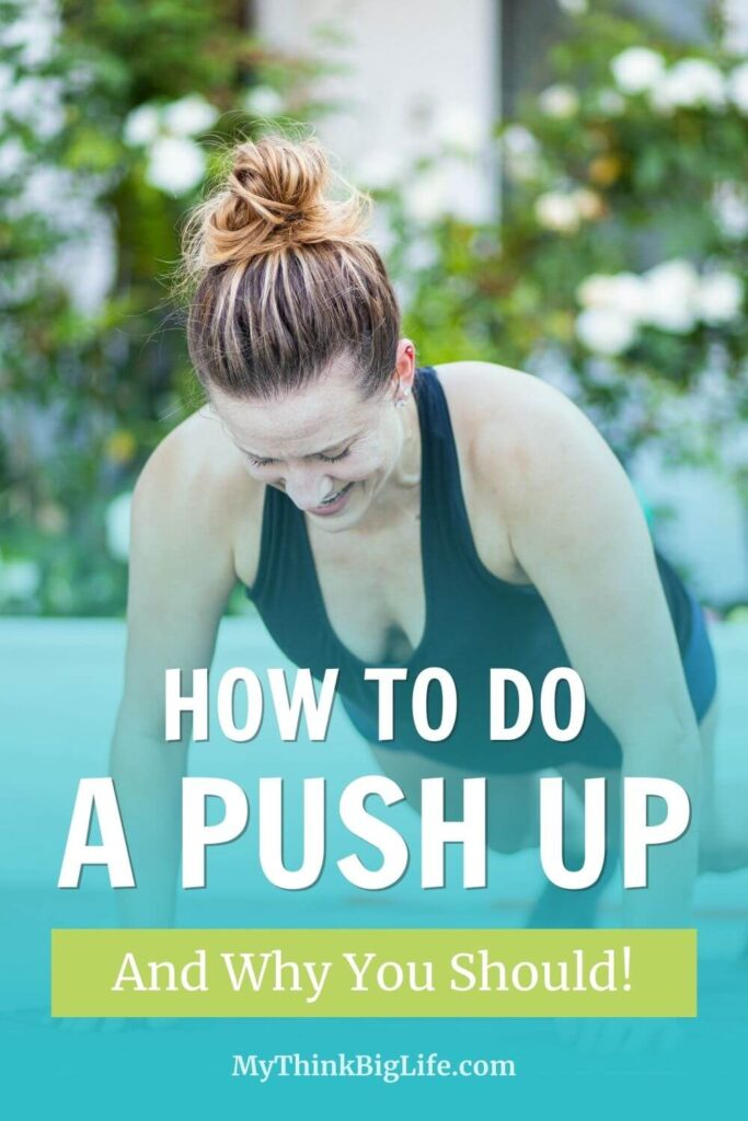 Learn How to do a Pushup and Why You Should