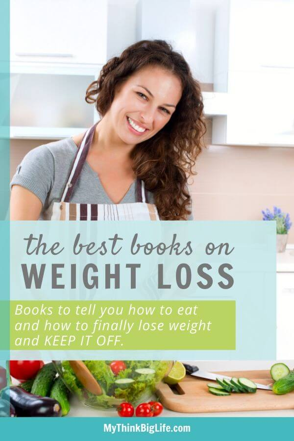 These are the books that taught me how to eat and how to finally lose weight and KEEP IT OFF. Here are the best books on weight loss.